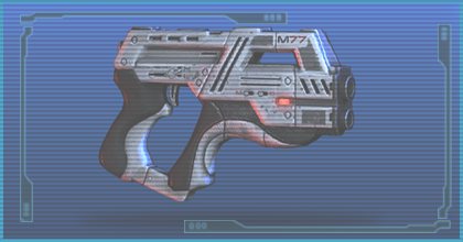 Gun m77 paladin
