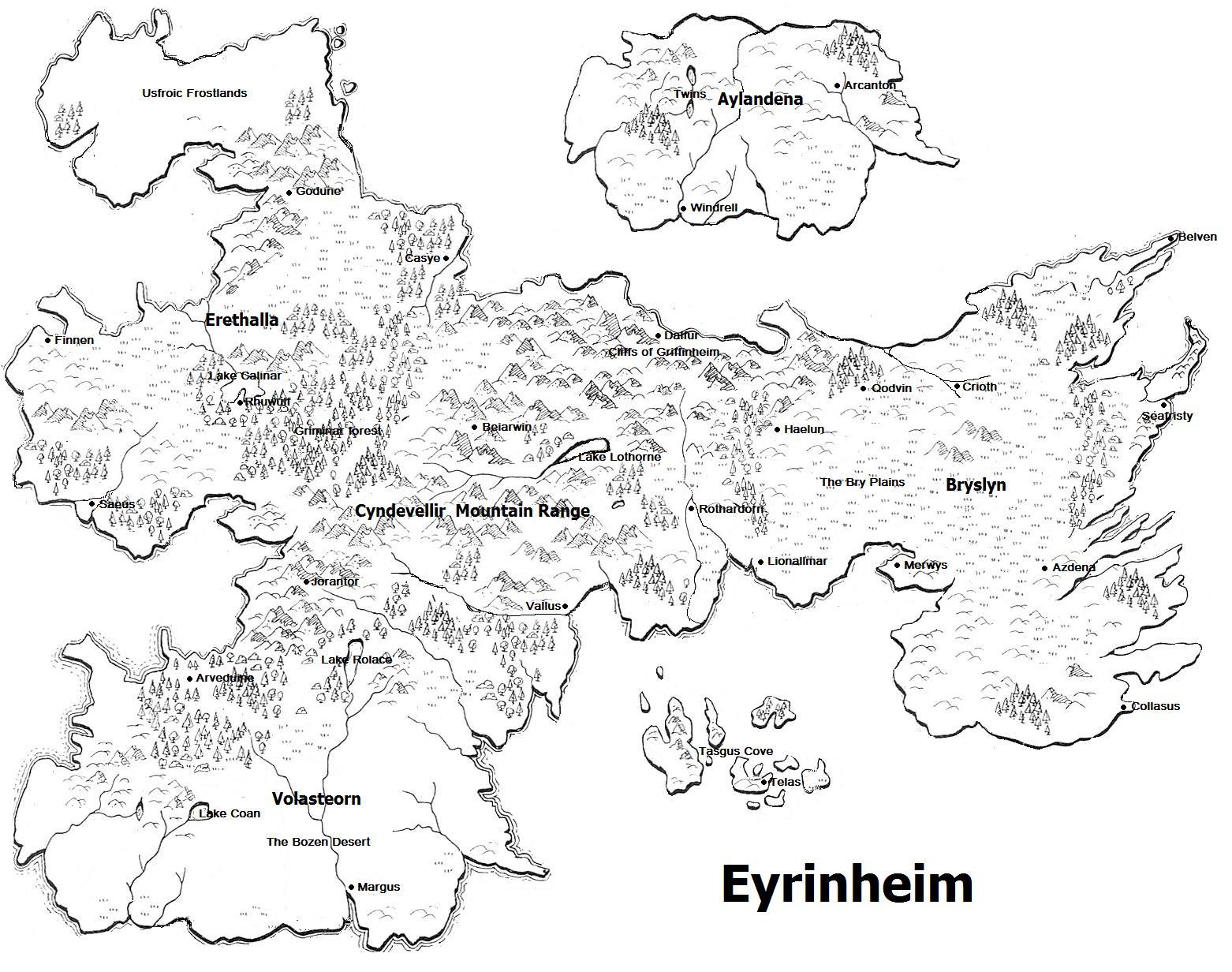 Eyrinheim