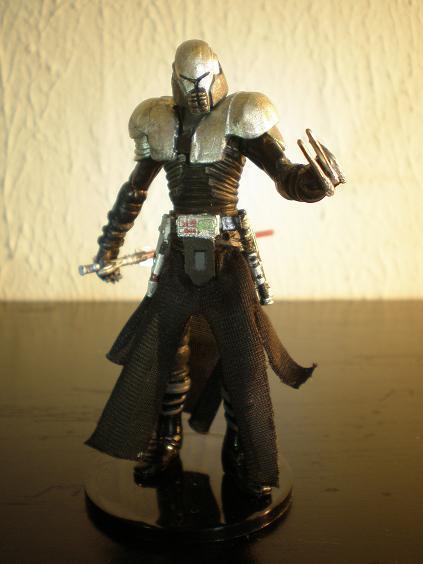 Sith starkiller armor