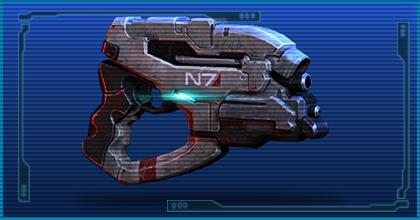 Gun n7 eagle