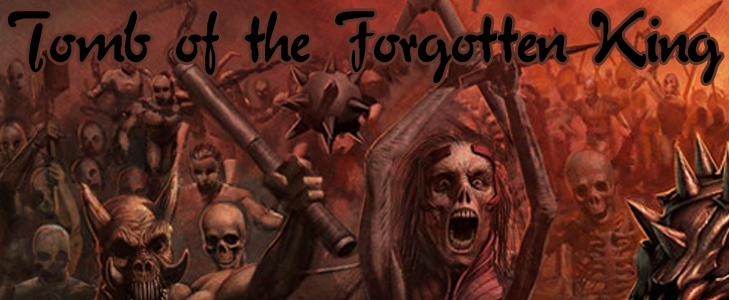 Tomb of the Forgotten King (2012)