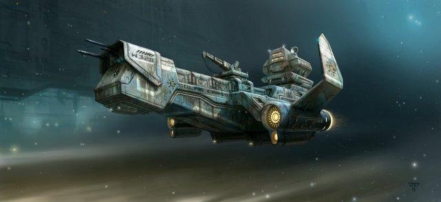 PC Spaceship