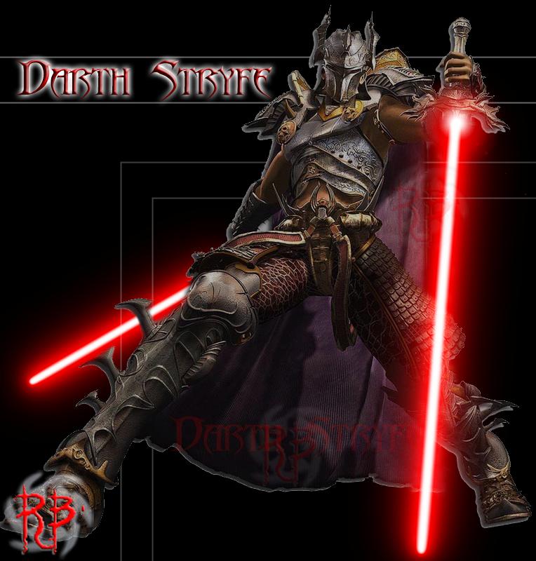 Darth stryfe