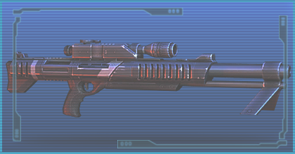 Gun black widow