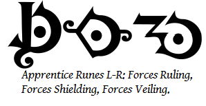 Runes forces apprentice