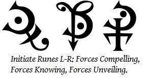 Runes forces initiate