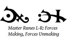 Runes forces master