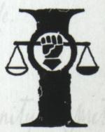 Adeptus arbites symbol