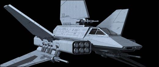 Lord xan s shuttle