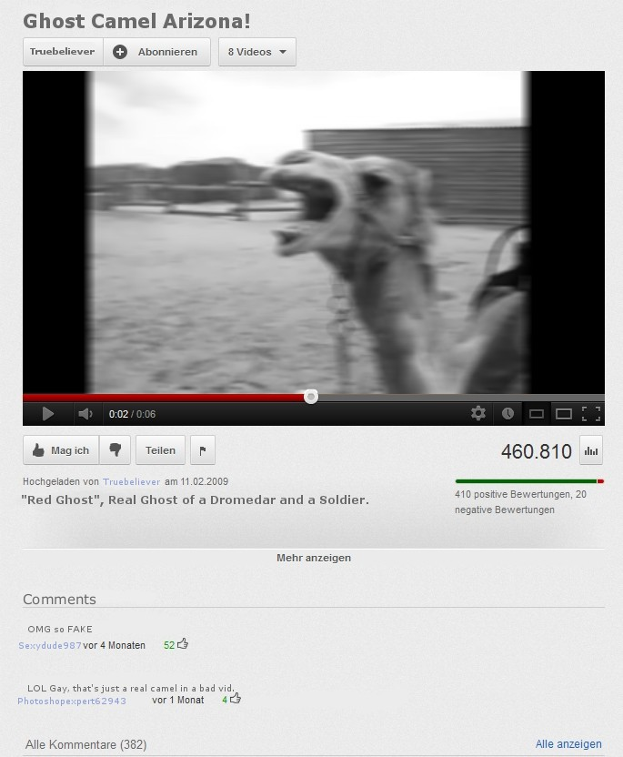 Dromedar youtube