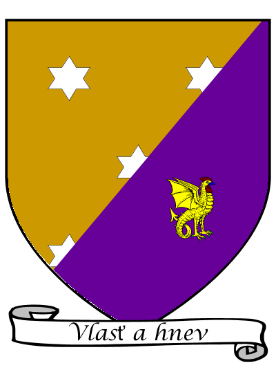 Rodina hrutka coat of arms