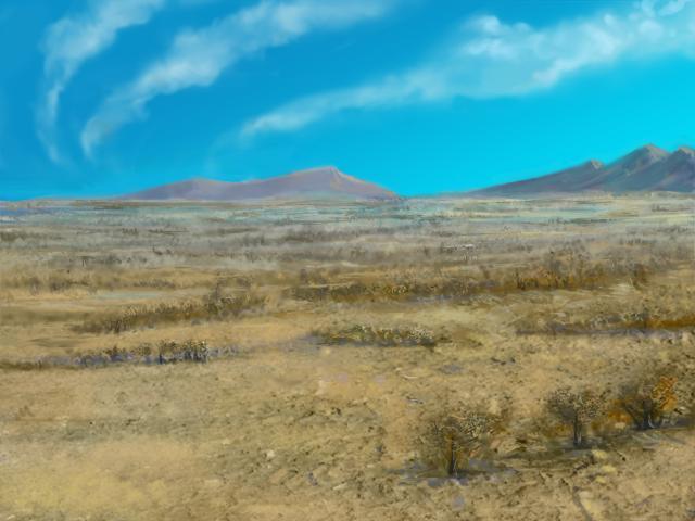 Desert flats main