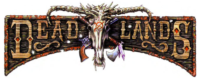 Deadlands Reloaded: The Weird West