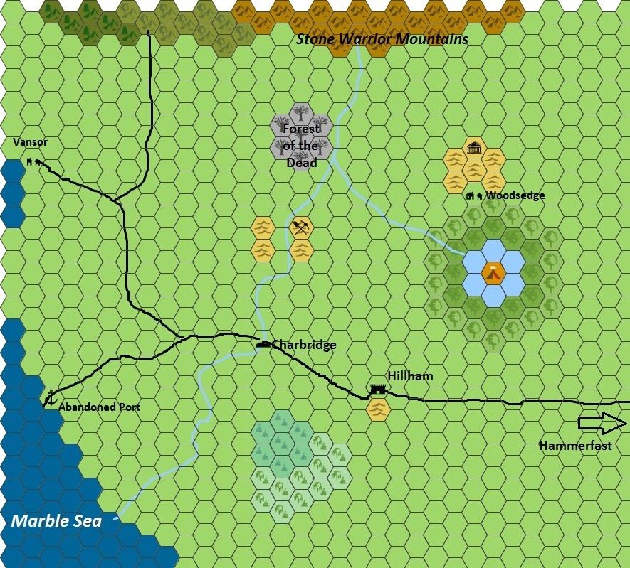 Goranya county