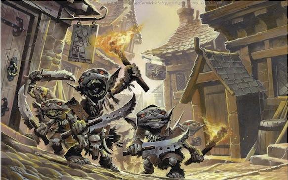 Goblin pyros
