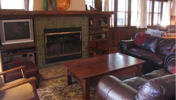Bungalow living room wide