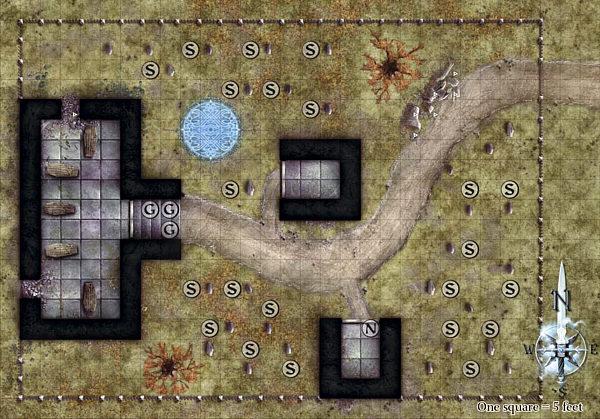 KotS - Cementerio