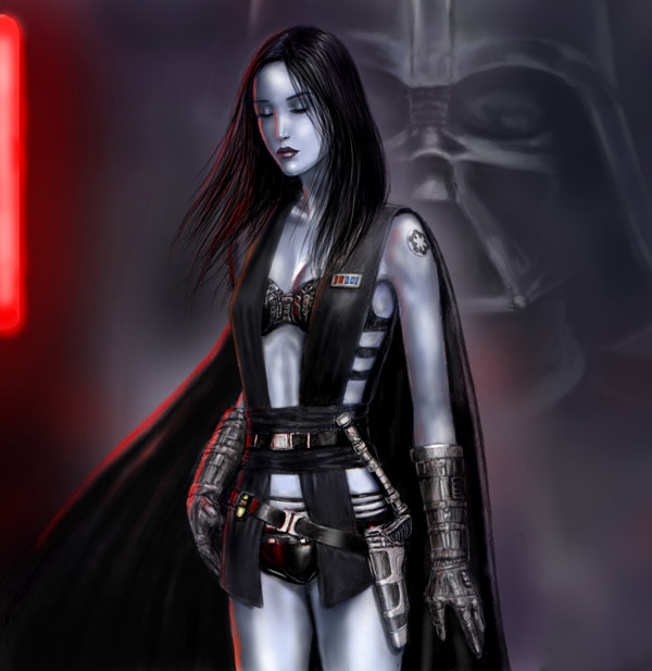 Darth vindictus
