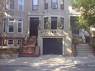 Eugene s brownstone