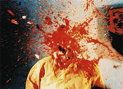 Dawn of the dead head explosion