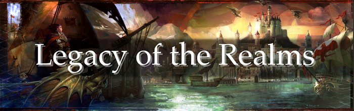Legacy of the realms banner 7
