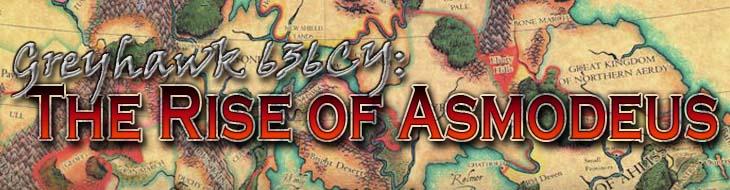 Rise of asmodeus