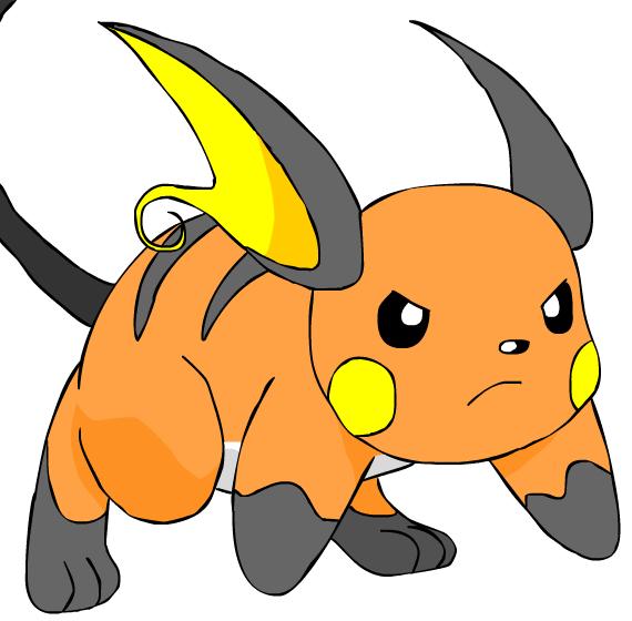 Raichu | Secret Pokémon Campaign | Obsidian Portal