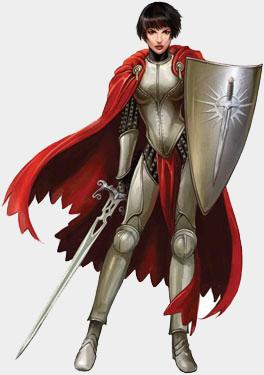 Pfrpg knight