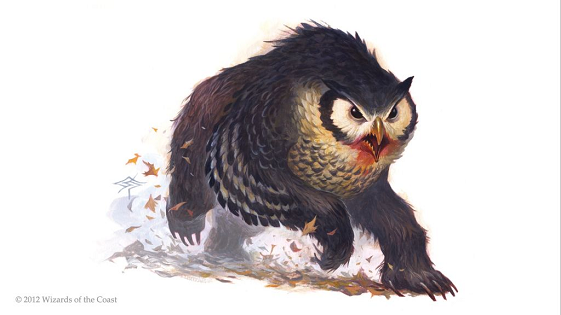 Fuck yes, that's an owlbear!