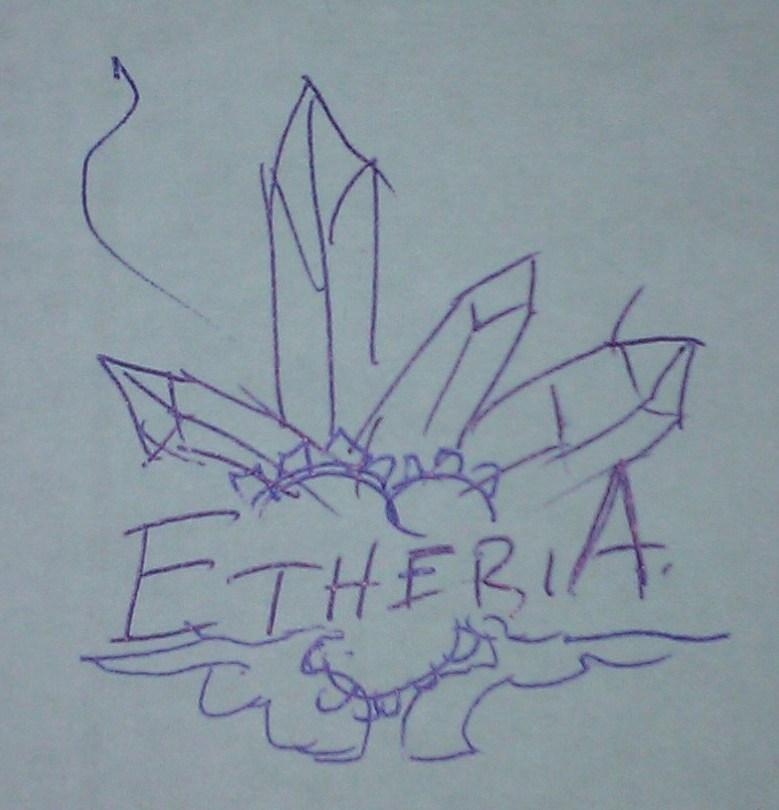 Etheria logo   croquis 2