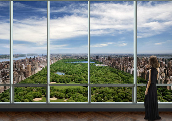 110 million one57 penthouse new york