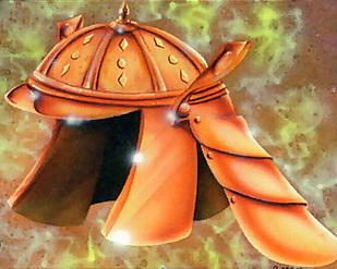 Kenshin s helm