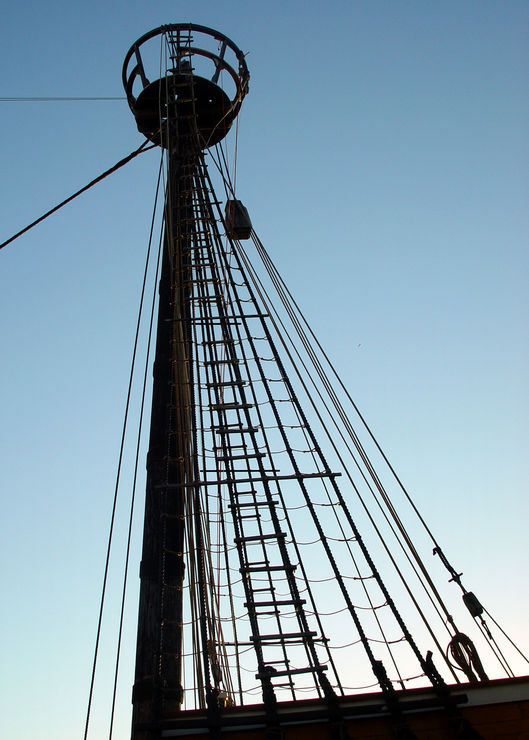 Ship crows nest 2