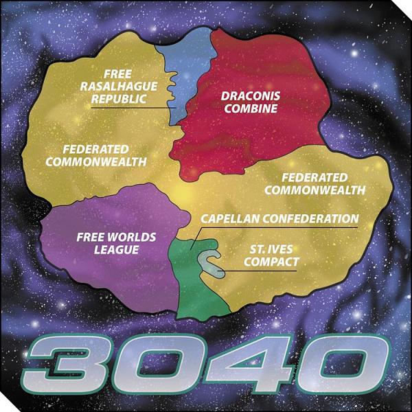 Inner sphere 3040
