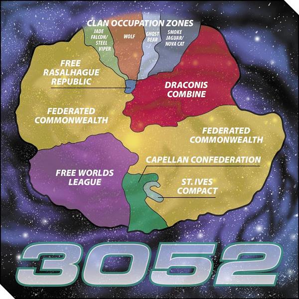Inner sphere 3052
