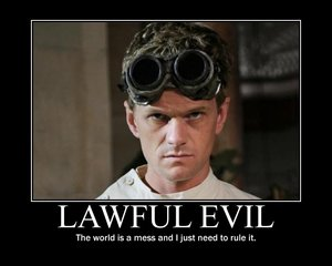 Lawful evil dr  horrible by 4thehorde d37wau7