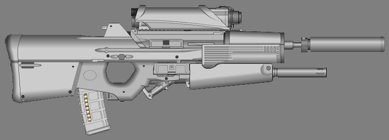 Reaper battle carbine