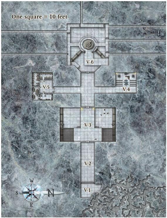 Map nexus
