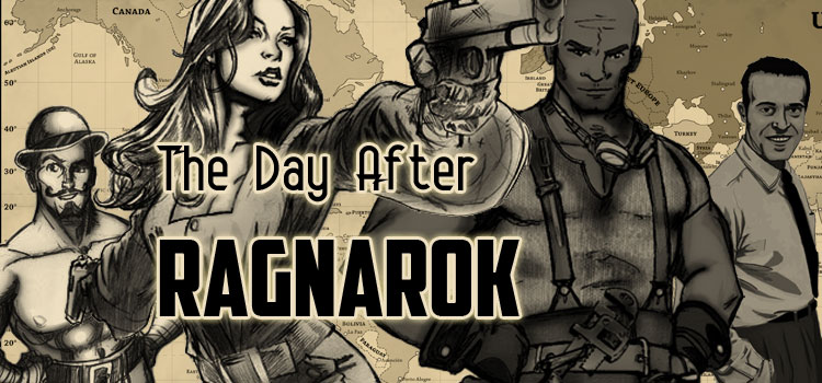 The Day After Ragnarok