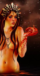 Iblis female form
