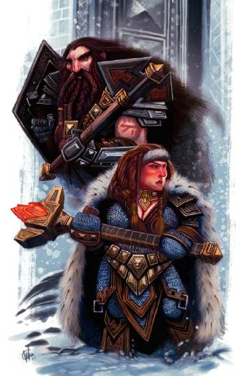 Dwarf phb