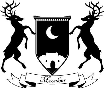 Moonkaer heraldry