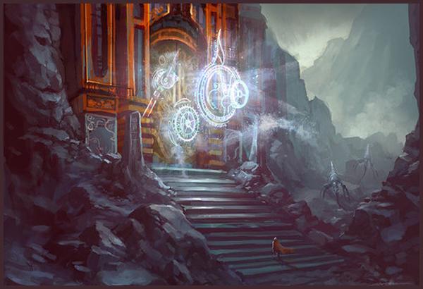 Sanctum of mages