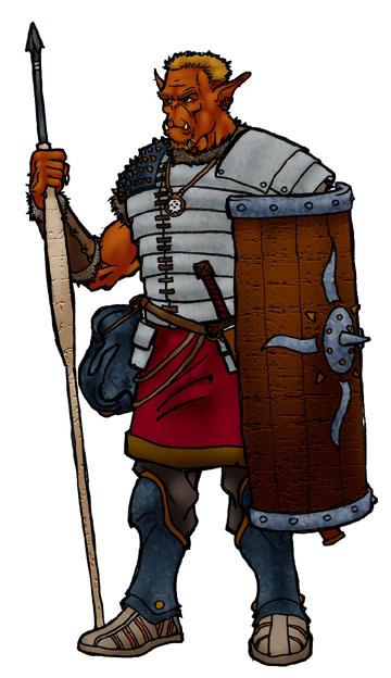 Hobgoblin leader