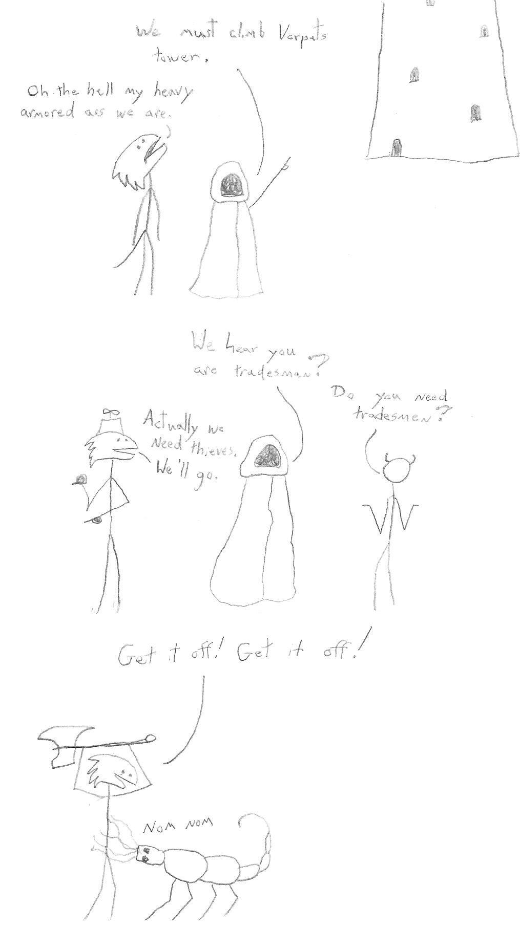 Coro s sketchbook 7
