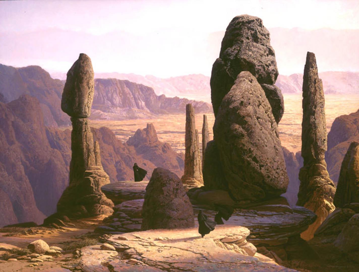 Pillars of nethys
