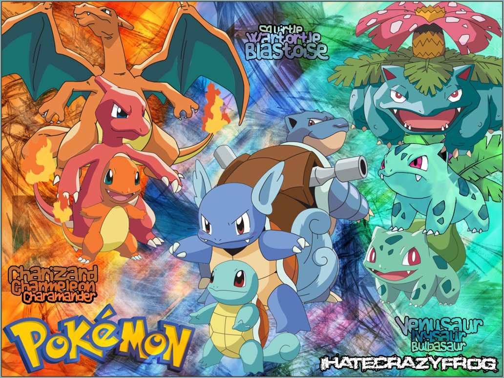 Pokemon 1st generation starter by ihatecrazyfrog.png