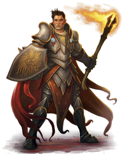 Cleric of Pelor