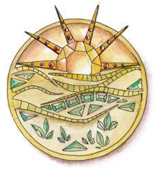 Symbol of Lathander
