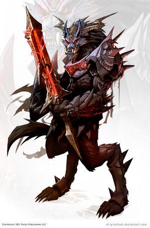 Wolf warrior 3 by el grimlock d3bch70